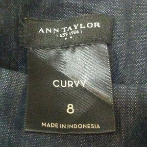 Ann Taylor Pants - Ann Taylor Capri 8